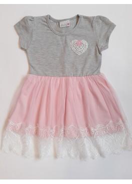 Плаття для дівчинки Ажур