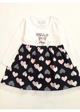 Плаття для дівчинки Hello Paris