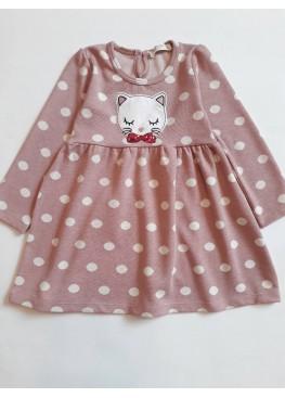 Плаття для дівчинки Маленька кицька